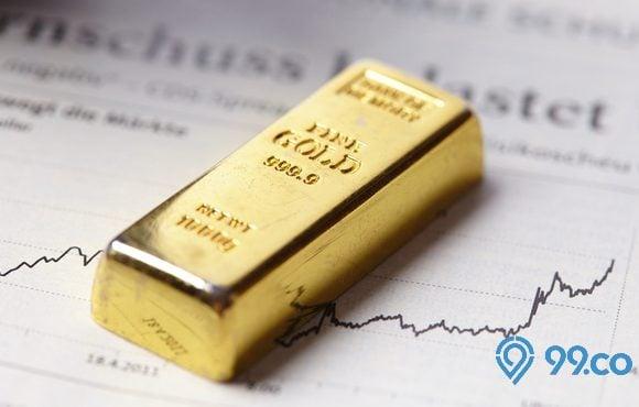 investasi emas batang