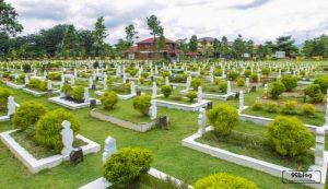 investasi tanah kuburan