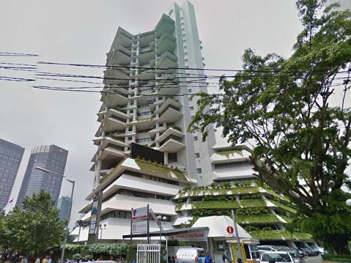 arsitektur gedung intiland