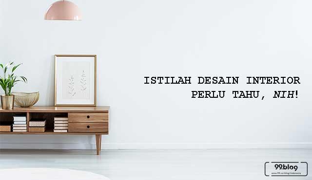 istilah desain interior