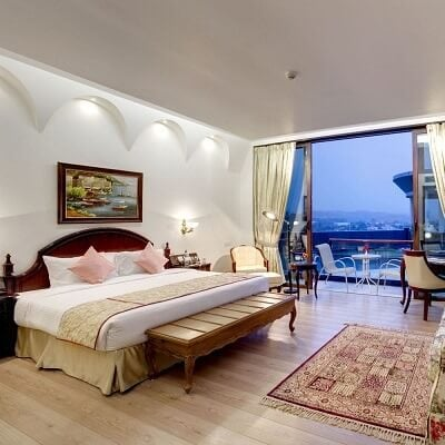 cabana room hotel