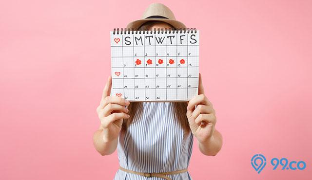 jadwal menstruasi
