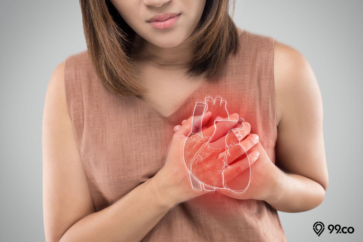 manfaat bawang dayak penyakit jantung