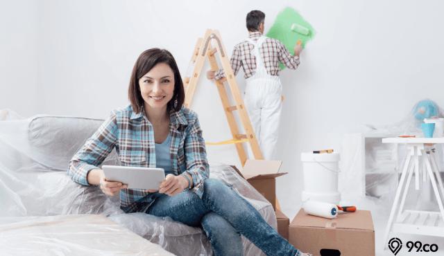 jasa renovasi rumah online
