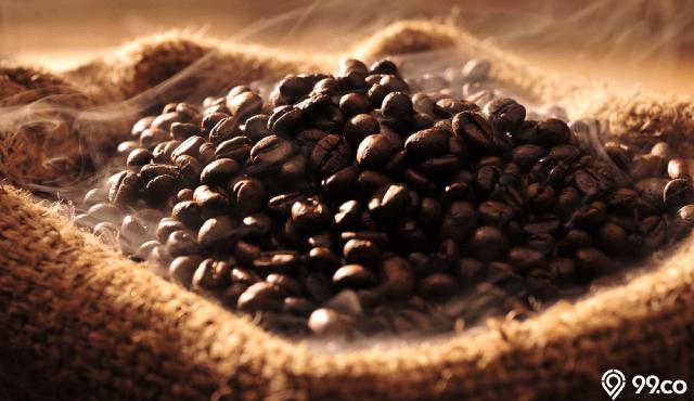 jenis biji kopi