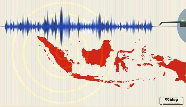 jenis gempa bumi