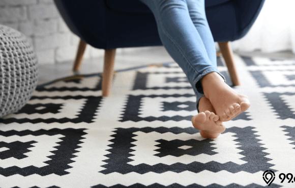 jenis karpet lantai