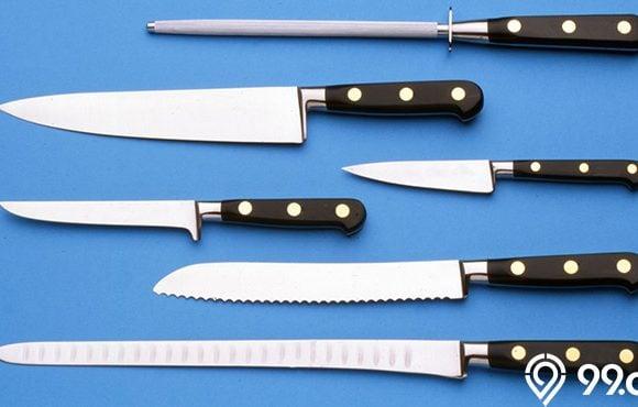 jenis pisau
