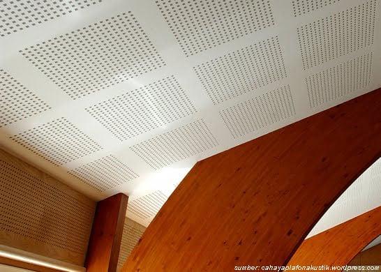 plafon akustik