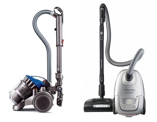 jenis vacuum cleaner