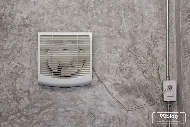 jenis ventilasi