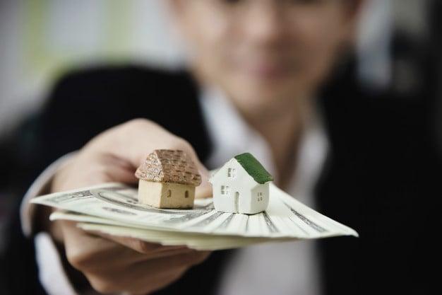 jual rumah ke bank
