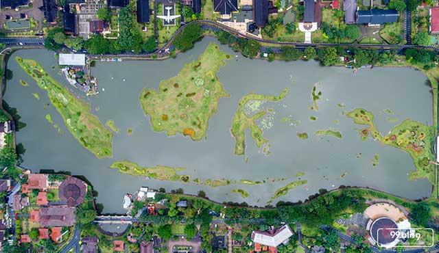 jumlah pulau di Indoneasia