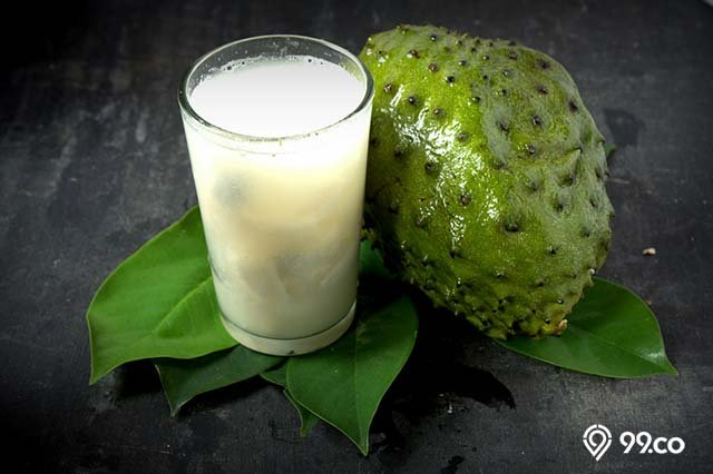manfaat buah sirsak lindungi dari radikal bebas