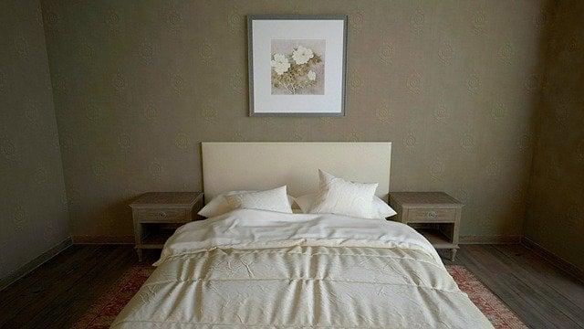 feng shui kamar tidur yang baik untuk rejeki