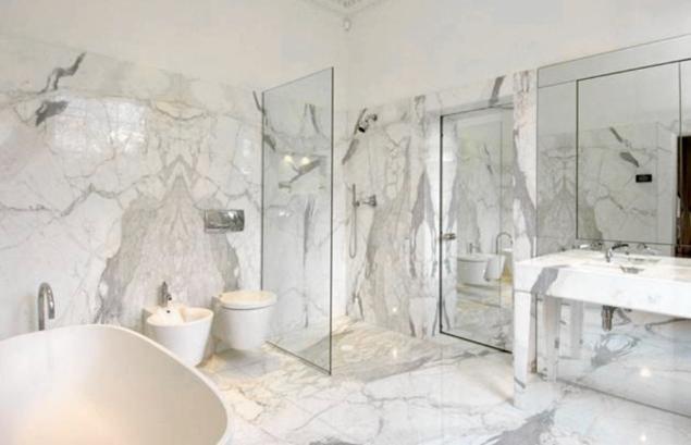 kamar mandi artis