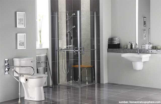 desain kamar mandi lansia