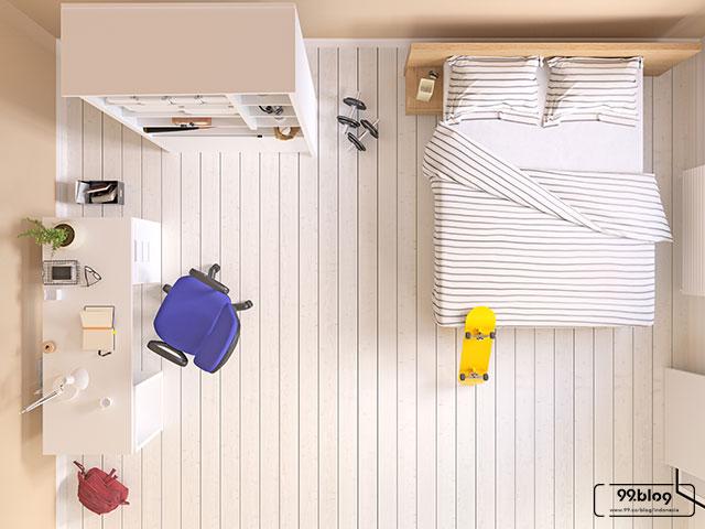 ventilasi kamar