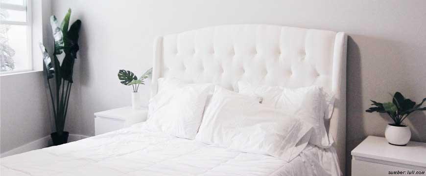 kamar tidur menggairahkan