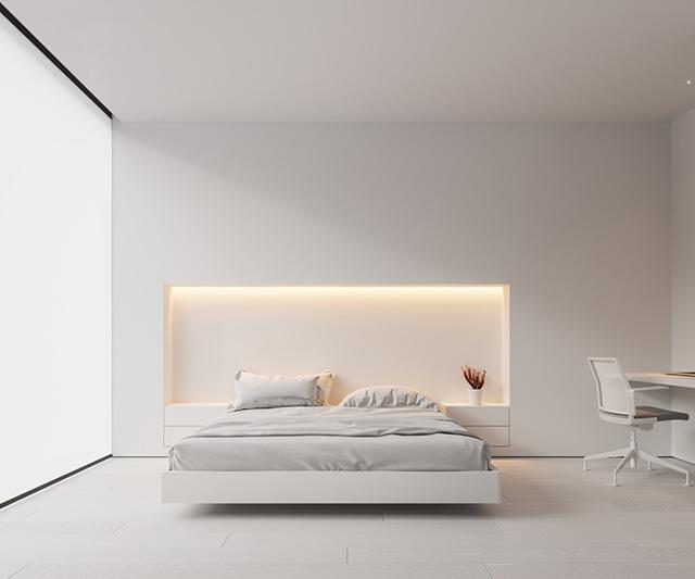 kamar tidur mewah