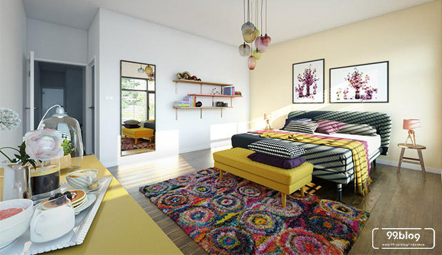 6 Tips Dekorasi Kamar Tidur Mewah, Serasa Menginap di Hotel Berbintang