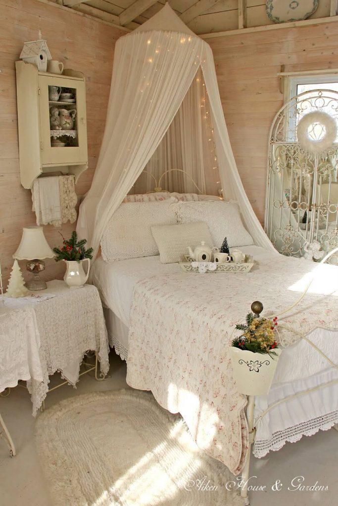 dekorasi kamar tidur ala negeri dongeng