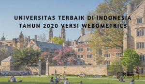 universitas terbaik di indonesia 2020