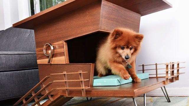9 Desain Kandang Anjing Terunik. Bergaya Modern Sampai ala ...