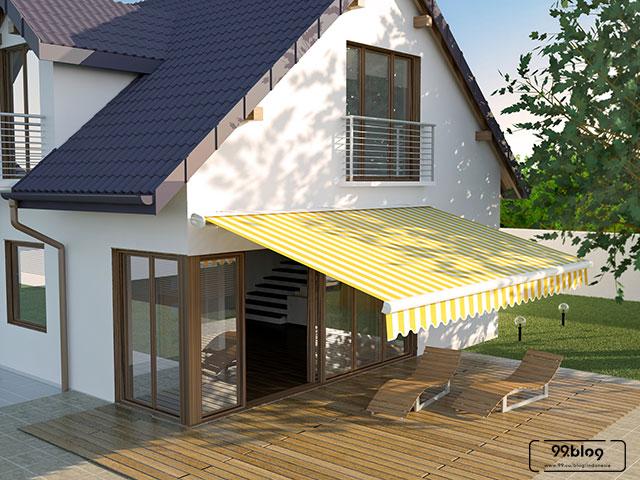 kanopi rumah