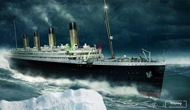 kapal titanics
