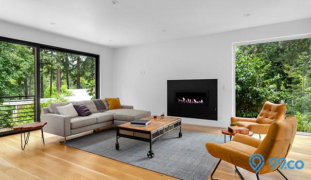 7 Inspirasi Corak Karpet Ruang Tamu. Membuat Ruangan Semakin Cantik!