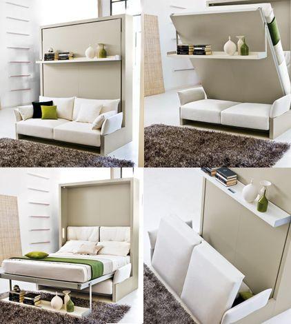 tempat tidur multifungsi sofa