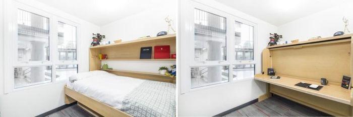 7 Inspirasi Desain Tempat Tidur Multifungsi Terunik Mana Favoritmu