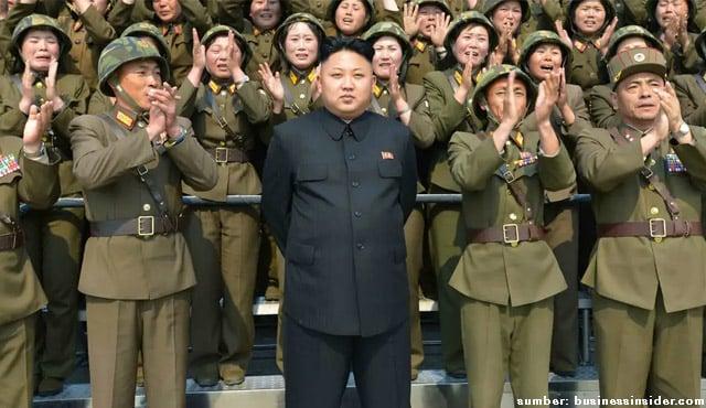kasus corona korea utara