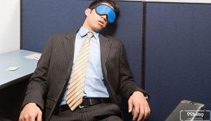 kebiasaan tidur