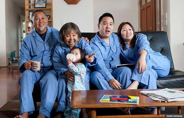kegiatan seru bersama keluarga
