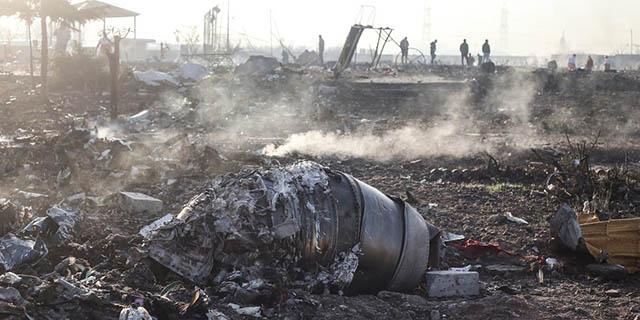 tabrakan pesawat ukraina