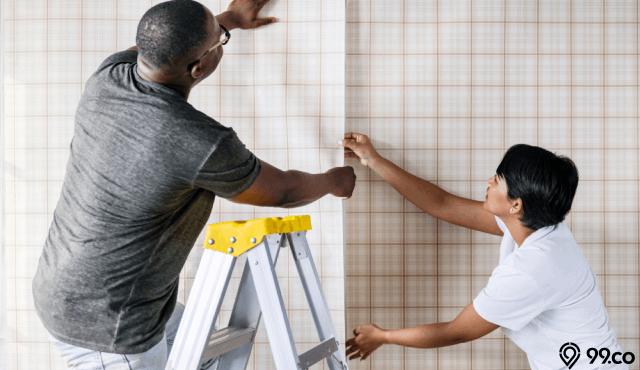 kekurangan kelebihan wallpaper dinding