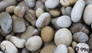 kerajinan dari batu kali