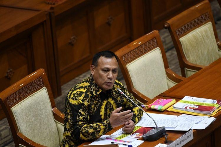 ketua kpk 2019-2023