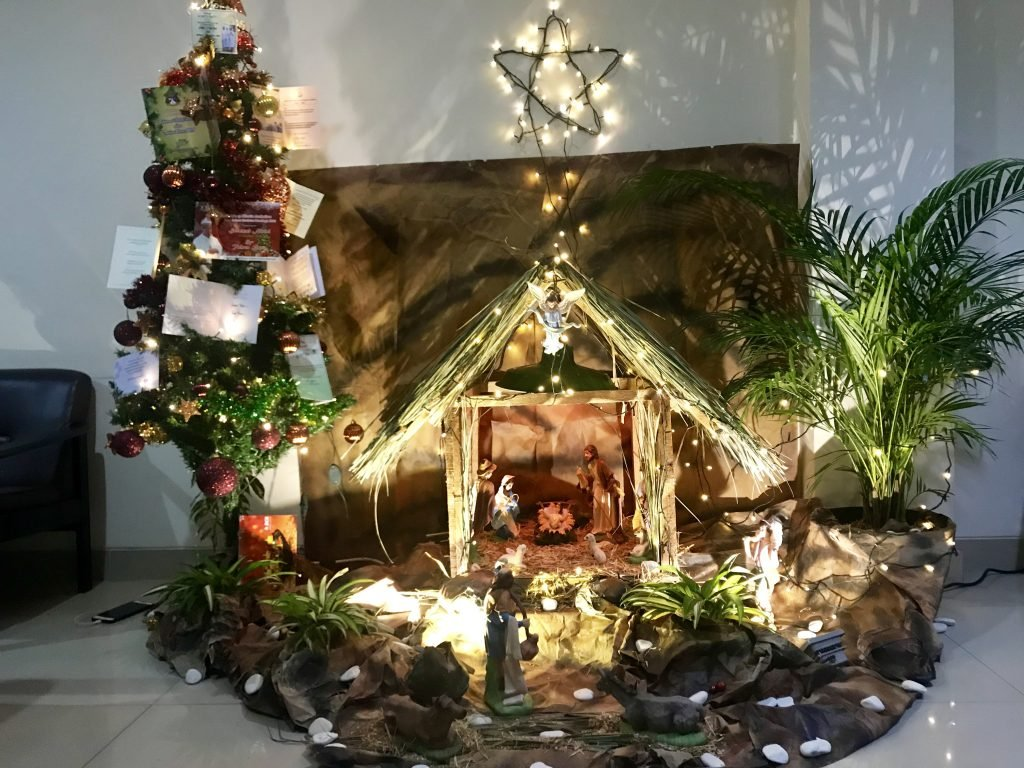 gua natal sederhana
