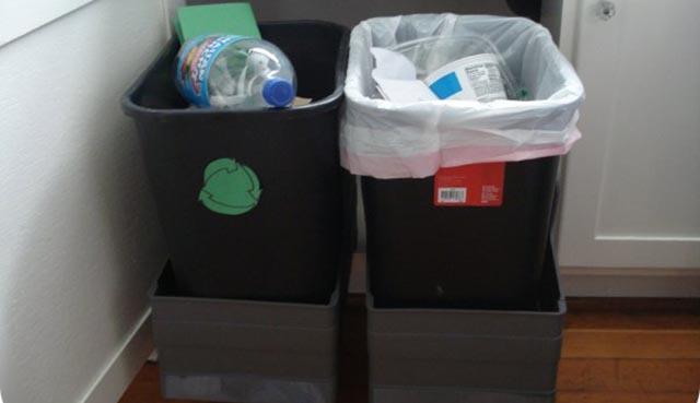 cara membersihkan sampah
