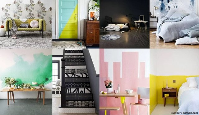 5 Kombinasi Warna Cat Rumah Minimalis Yang Unik