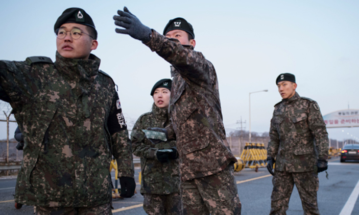 pasukan militer terkuat di asia