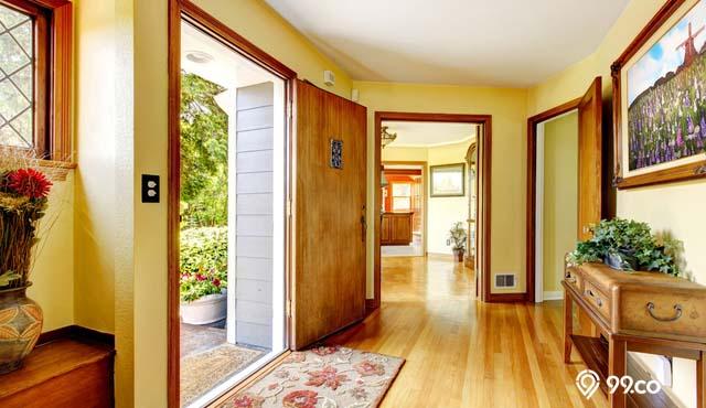 7 Cara Membuat Koridor Rumah Terlihat Lebih Estetis. Ruangan Makin Cantik!