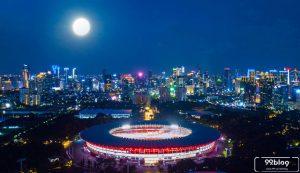 kota favorit di indonesia