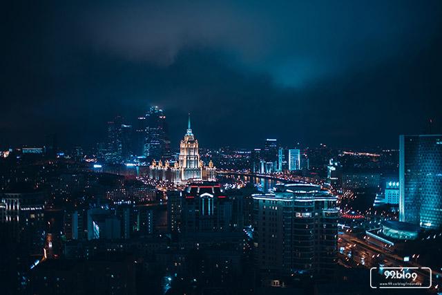 kota terboros penggunaan listrik