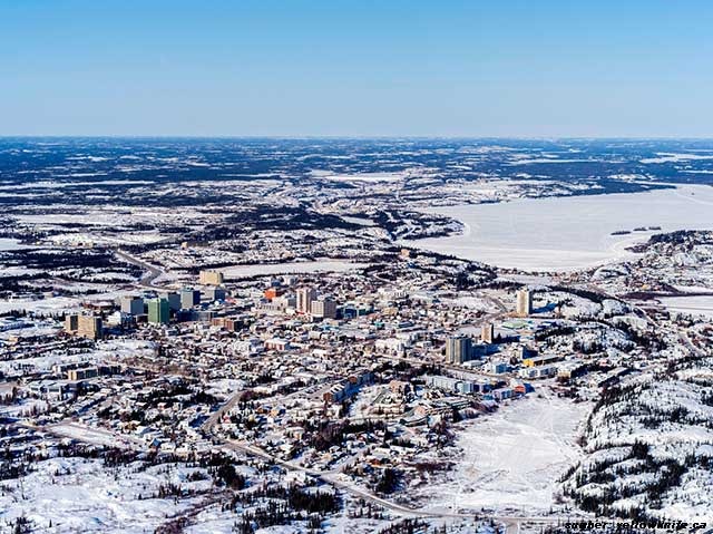 kota terdingin di dunia