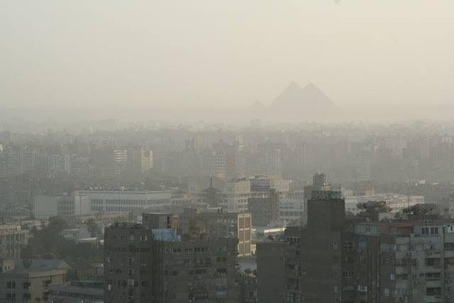 kota terpolusi di dunia