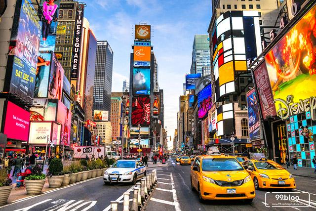 kota tersibuk di dunia